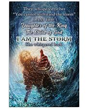 God - I Am The Storm - Poster 16x24 Poster front