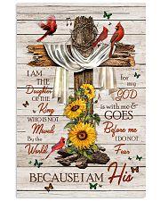 POSTER - GOD - CARDINAL 16x24 Poster front