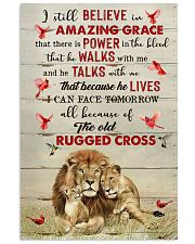 POSTER - GOD - LION 16x24 Poster front