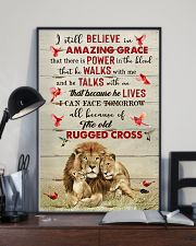 POSTER - GOD - LION 16x24 Poster lifestyle-poster-2