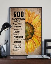 POSTER - GOD - SUNFLOWER 16x24 Poster lifestyle-poster-2