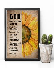 POSTER - GOD - SUNFLOWER 16x24 Poster lifestyle-poster-8
