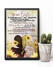 TO MY BESTIE 16x24 Poster lifestyle-poster-8