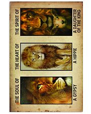 God - Lion - Daughter Of The King - Poster 16x24 Poster front