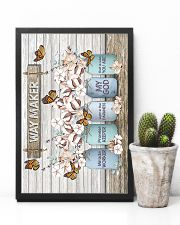 God - Cotton - Way Maker - Poster 16x24 Poster lifestyle-poster-8