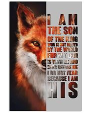 POSTER - GOD - FOX 16x24 Poster front