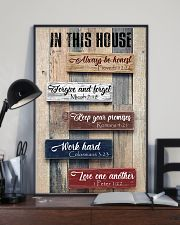 IN THIS HOUSE 16x24 Poster lifestyle-poster-2