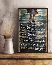 God - I Can Only Imagine - Poster 16x24 Poster lifestyle-poster-3