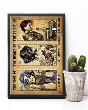 God - Lion - Daughter Of The King - Poster 16x24 Poster lifestyle-poster-8