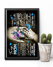 To My Mom - Farmer - Poster 16x24 Poster lifestyle-poster-8