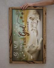 God - Lion - Canvas 20x30 Gallery Wrapped Canvas Prints aos-canvas-pgw-20x30-lifestyle-front-29