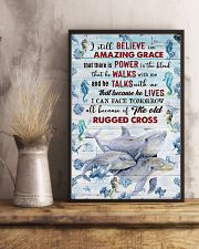 POSTER - GOD - DOLPHIN 16x24 Poster lifestyle-poster-3