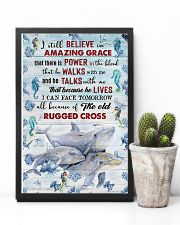 POSTER - GOD - DOLPHIN 16x24 Poster lifestyle-poster-8