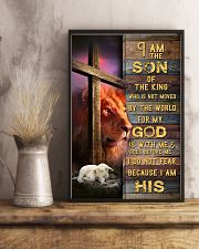 God - Son Of The King - Poster 16x24 Poster lifestyle-poster-3