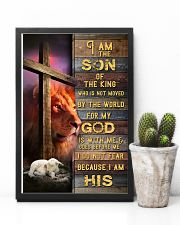 God - Son Of The King - Poster 16x24 Poster lifestyle-poster-8