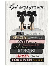 God - God Says You Are - Poster 16x24 Poster front
