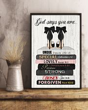 God - God Says You Are - Poster 16x24 Poster lifestyle-poster-3