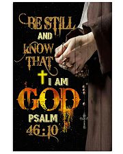 God - Be Still - Poster 16x24 Poster front