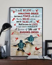 POSTER - GOD - TURTLE 16x24 Poster lifestyle-poster-2