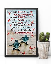 POSTER - GOD - TURTLE 16x24 Poster lifestyle-poster-8