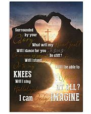 God - I Can Only Imagine - Poster 16x24 Poster front