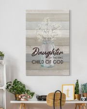 God - Daughter Of The King - Canvas 20x30 Gallery Wrapped Canvas Prints aos-canvas-pgw-20x30-lifestyle-front-03