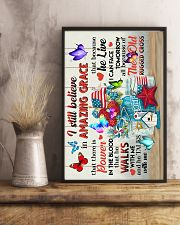 POSTER - GOD - BUTTERFLY 16x24 Poster lifestyle-poster-3