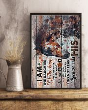 God - Horse - Daughter Of The King - Poster 16x24 Poster lifestyle-poster-3