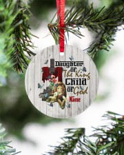God - Sisters In Christ - Circle Ornament Circle ornament - single (porcelain) aos-circle-ornament-single-porcelain-lifestyles-07