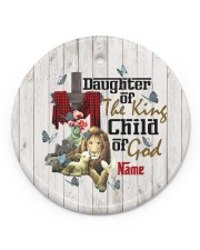God - Sisters In Christ - Circle Ornament Circle ornament - single (porcelain) front