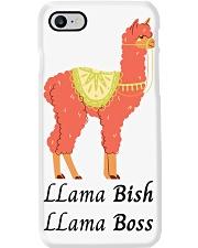 Llama Bish Llama Boss Phone Case thumbnail
