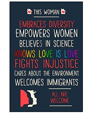 All Are Welcome 11x17 Poster front