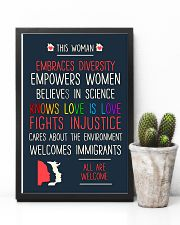 All Are Welcome 11x17 Poster lifestyle-poster-8