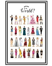 Who Run The World 11x17 Poster front