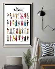 Who Run The World 11x17 Poster lifestyle-poster-1