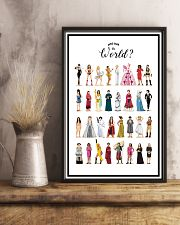 Who Run The World 11x17 Poster lifestyle-poster-3