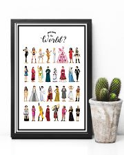 Who Run The World 11x17 Poster lifestyle-poster-8