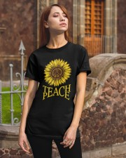 Teach Peace Classic T-Shirt apparel-classic-tshirt-lifestyle-06