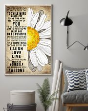Today Is A Good Day To Have A Great Day Daisy 16x24 Poster lifestyle-poster-1