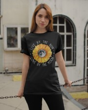 Live By The Sun Love By The Moon Classic T-Shirt apparel-classic-tshirt-lifestyle-19