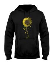 You Are My Sunshine Sunflower Sol Key Hooded Sweatshirt thumbnail