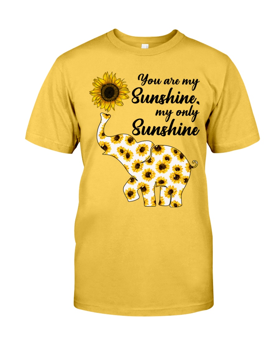 You Are My Sunshine My Only Sunshine Classic T-Shirt