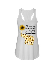 You Are My Sunshine My Only Sunshine Ladies Flowy Tank thumbnail