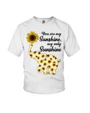 You Are My Sunshine My Only Sunshine Youth T-Shirt thumbnail