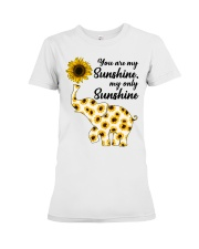 You Are My Sunshine My Only Sunshine Premium Fit Ladies Tee thumbnail