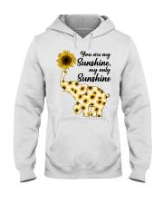 You Are My Sunshine My Only Sunshine Hooded Sweatshirt thumbnail
