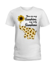 You Are My Sunshine My Only Sunshine Ladies T-Shirt thumbnail