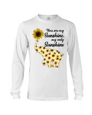 You Are My Sunshine My Only Sunshine Long Sleeve Tee thumbnail