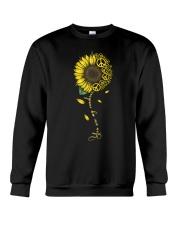 You Are My Sunshine Peace Sign Crewneck Sweatshirt thumbnail