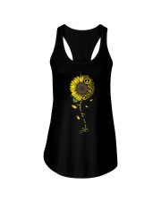 You Are My Sunshine Peace Sign Ladies Flowy Tank thumbnail
